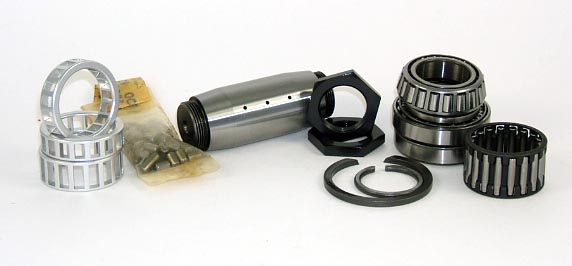 Crank bearings and other lower end parts for Harley Davidson XL Sportster and Buell Models