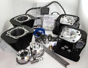 HAMMER PERFORMANCE 80+ Horsepower 883 to 1275 Conversion Package
