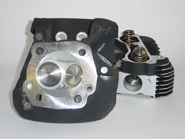 CNC Ported XL1200 Heads