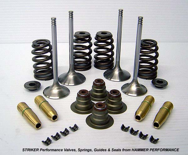 High Performance Valve Train Components for Harley Davidson Sportster and Buell Models